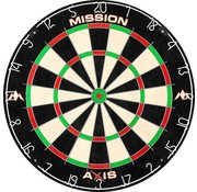 Mission Mission Axis Dartbord - Tri Wire