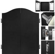 Mission darts Mission Dartbord Deluxe Kabinet - Plain Black