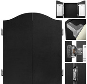 Mission Mission Dartbord Deluxe Kabinet - Plain Black