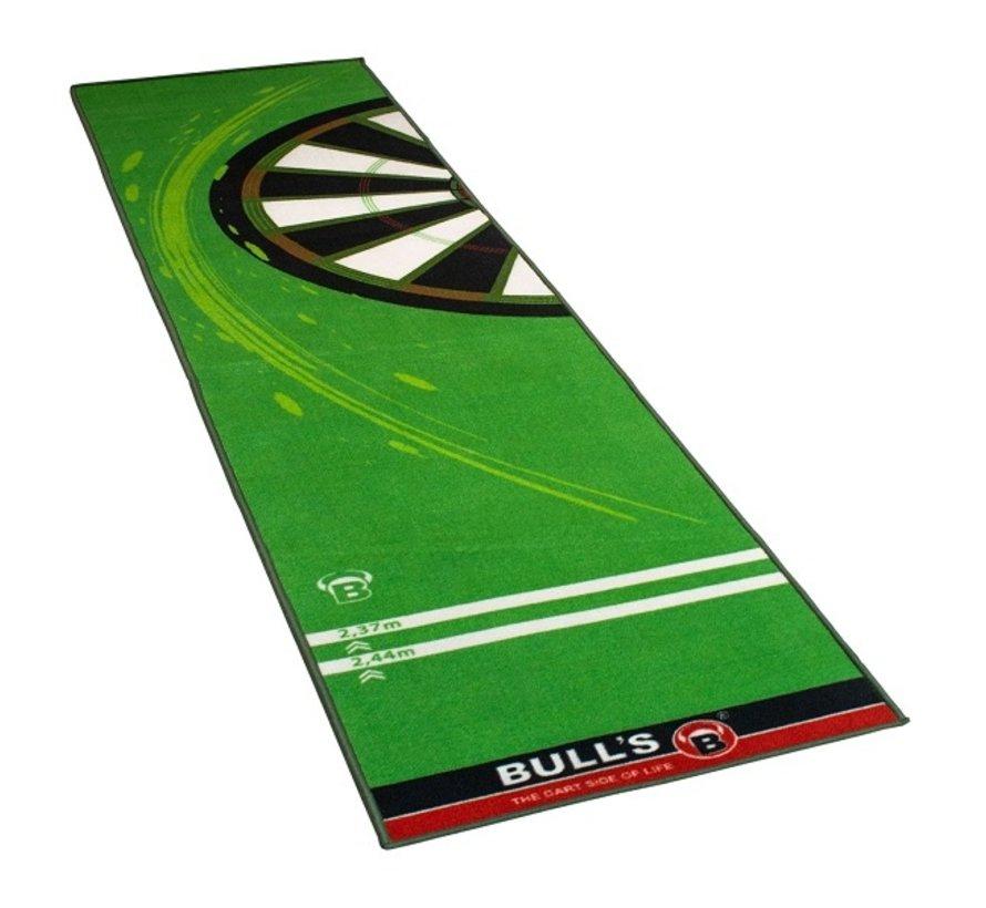 Bull's Dartmat 280 x 66cm