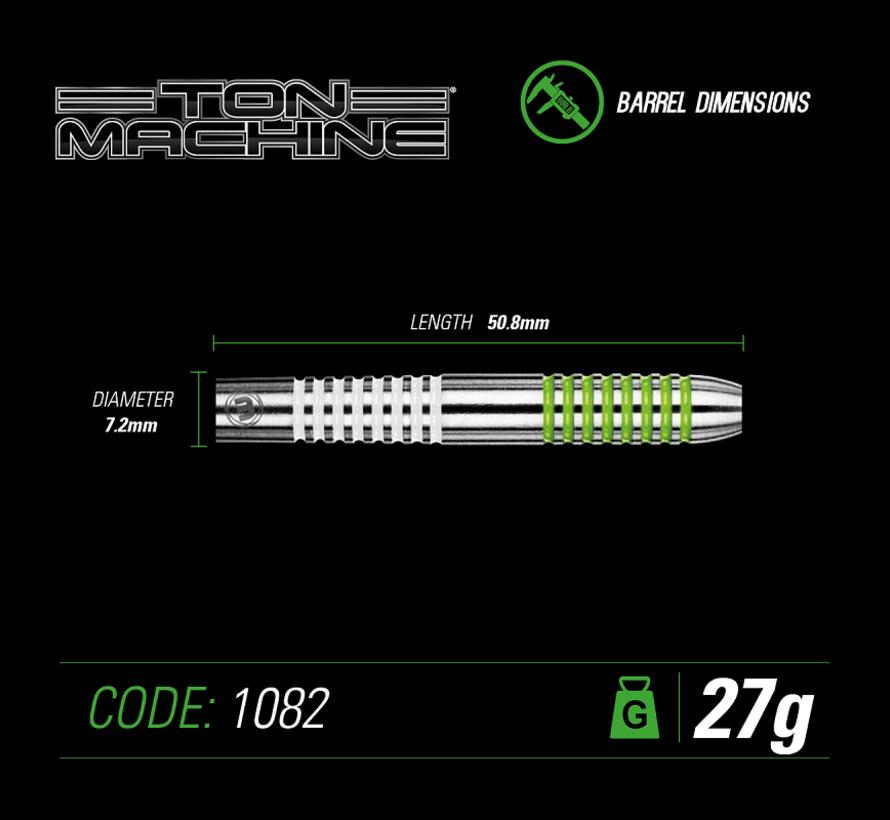 Winmau Ton Machine 80% tungsten