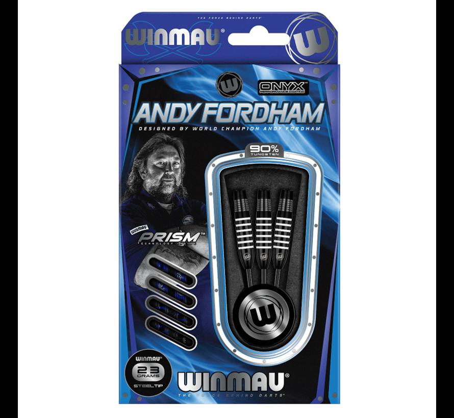 Winmau - Andy Fordham - 90% tungsten