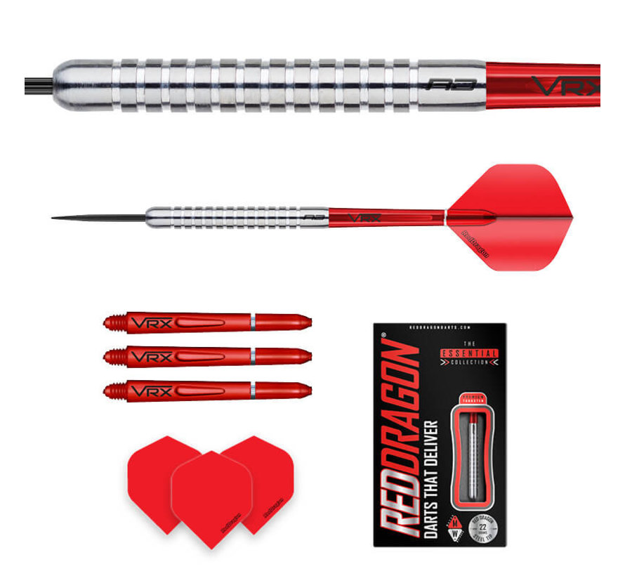 Red Dragon - 80% Tungsten - Hell Fire A