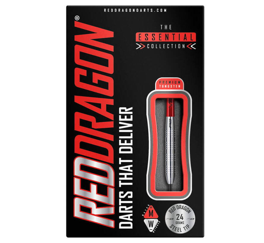 Red Dragon - 80% Tungsten - Hell Fire B