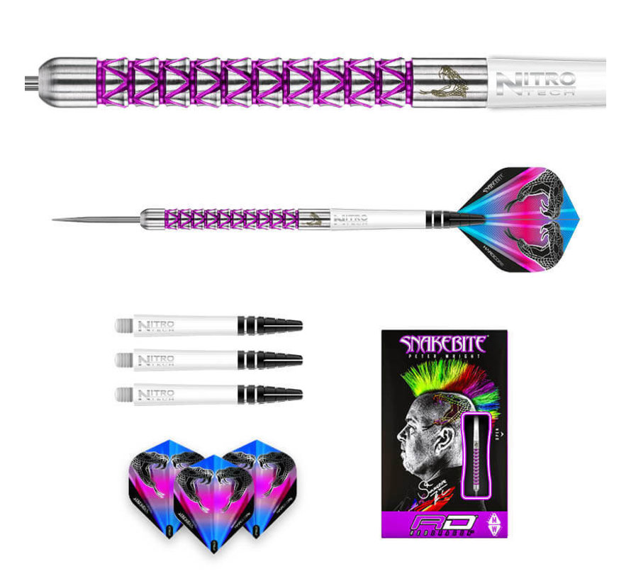 Red Dragon - 90% Tungsten - Peter Wright Vyper