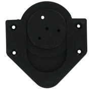 Bull's Darts: The darts in the air! ROTATE FIXING BRACKET - Complete Set
