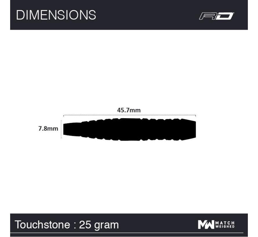 Red Dragon - 90% Tungsten - Touchstone