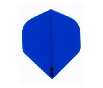 Ruthless Dart Flight-R4X Transparant  Blue