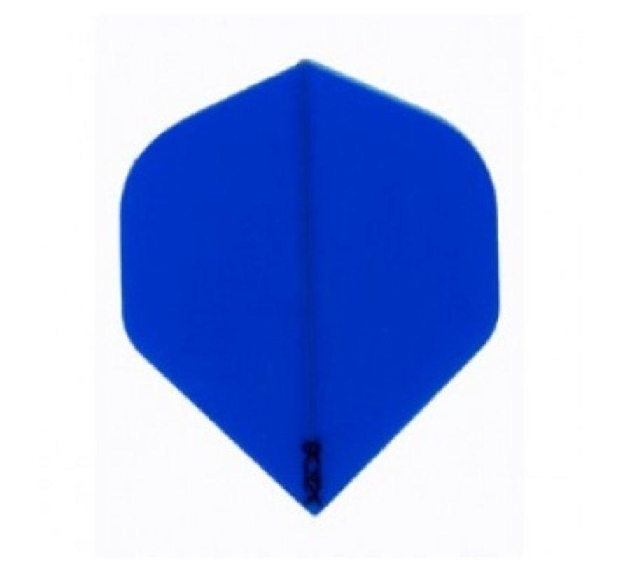 Dart Flight-R4X Transparant Blue