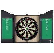 Longfield Longfield Houten Dart Cabinet + darts