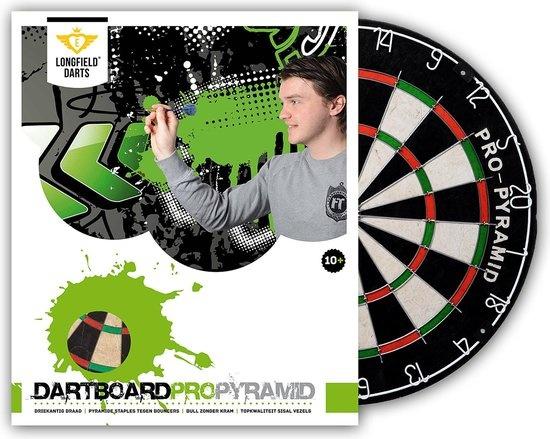 Longfield Longfield Pro Pyramid - professioneel dartbord