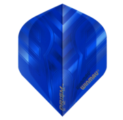 Winmau Darts Winmau Prism Zeta Flights in blauw