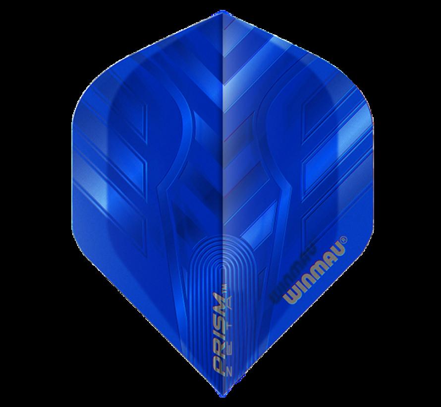 Winmau Prism Zeta Flights in blauw