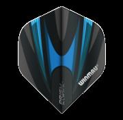 Winmau Darts Winmau Prism Alpha Flights in blauw