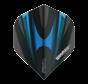 Winmau Prism Alpha Flights in blauw