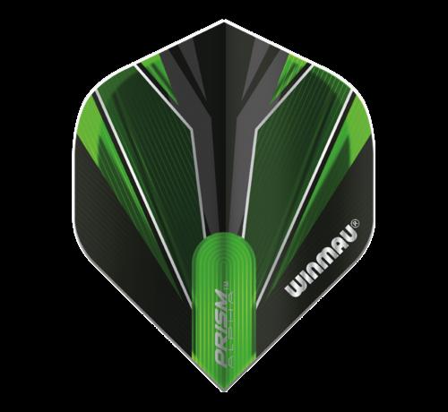 Winmau Darts Winmau Prism Alpha Flights in groen