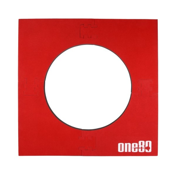 One80 4 delen Square Wall Protector