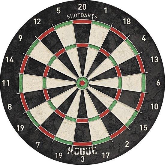 Shot! Darts Shot Rogue Bristle Dartbord