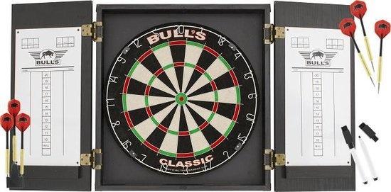 Bull's Bull's Classic Kabinet Dartbord Set