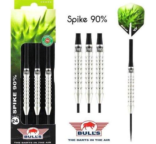 Bull's Bull's Spike 90% Tungsten Steeltip 23 gram Dartset