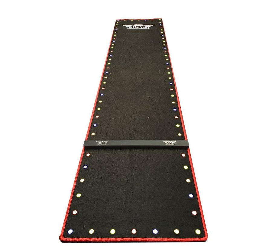 Darts Carpet ochemat met LED verlichting