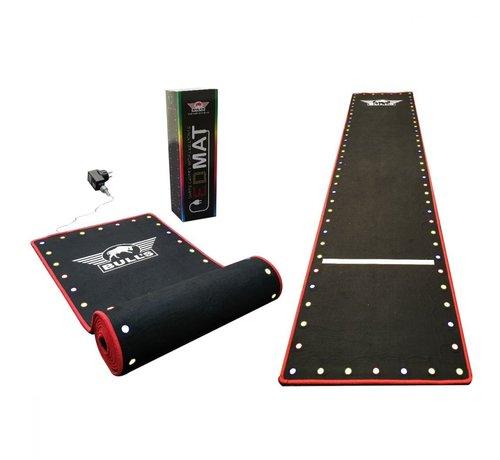 Bull's Darts Carpet mat met LED verlichting