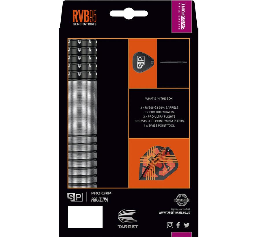 RVB Generation 3 95% Tungsten