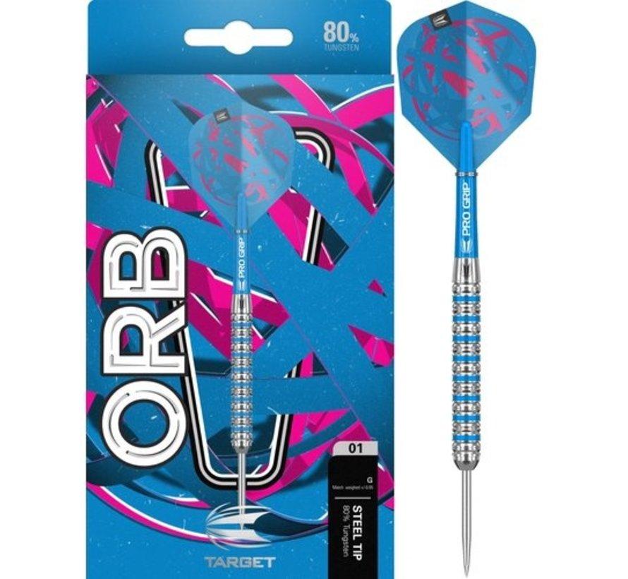 Orb 01 80% Tungsten dartpijlen
