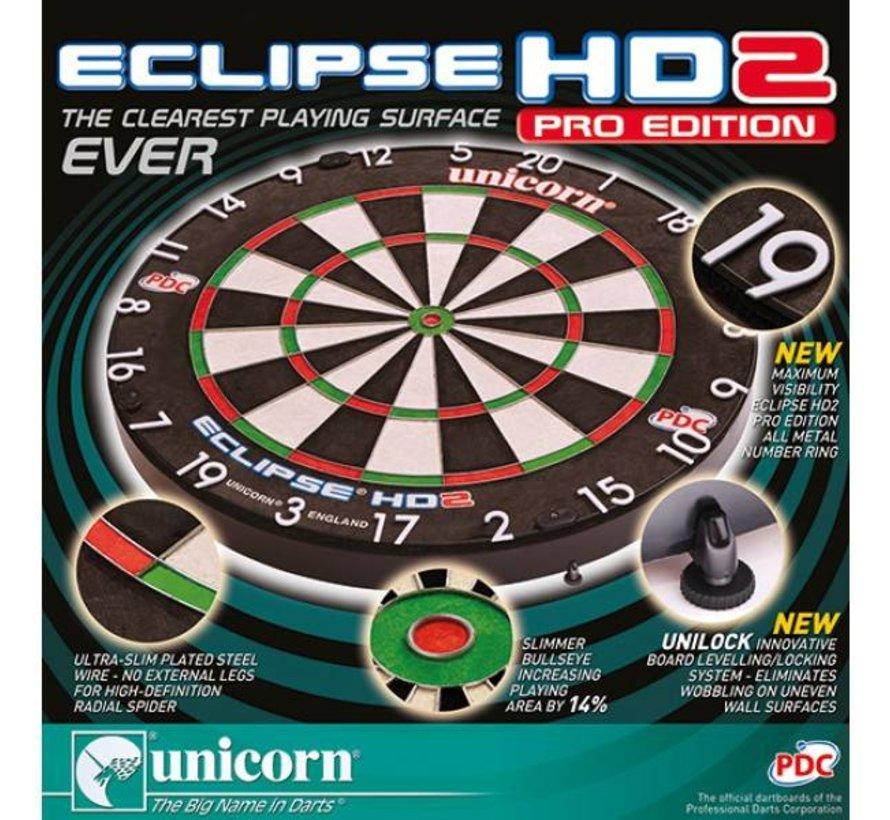 2de kans - Unicorn Eclipse HD2 PRO Dartbord NIET NIEUW