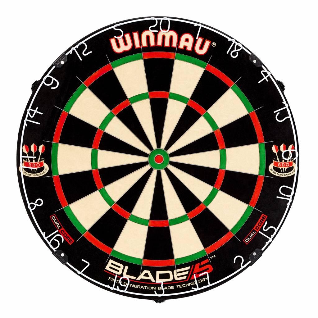 Winmau Darts Tweedekans - Winmau Blade 5 Dual Core