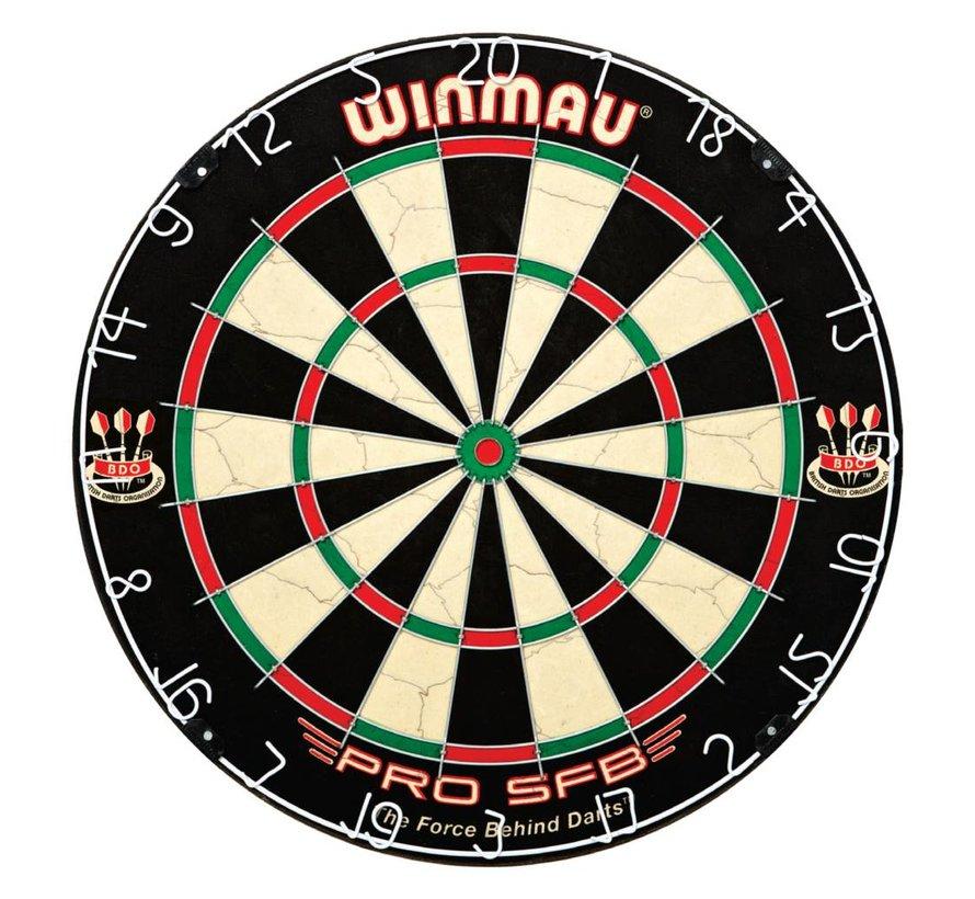Tweedekans  - Winmau Pro SFB Dartbord