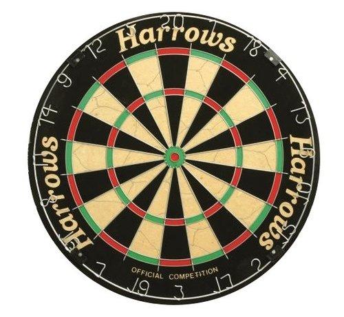 Harrows Precision Darts Harrows Official Competition Dartbord