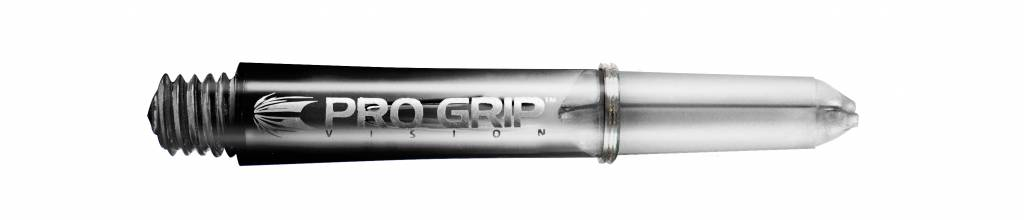 Target Darts PRO GRIP BLACK VISION SHORT