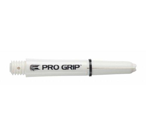 Target Darts PRO GRIP WHITE SHORT