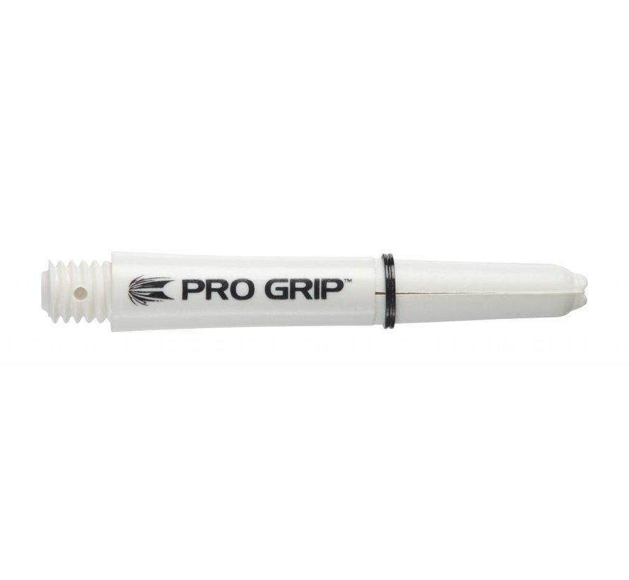 PRO GRIP WHITE SHORT