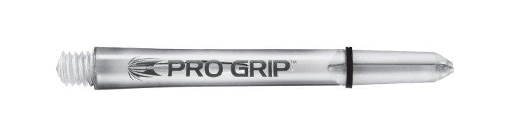 Target Darts PRO GRIP CLEAR MEDIUM