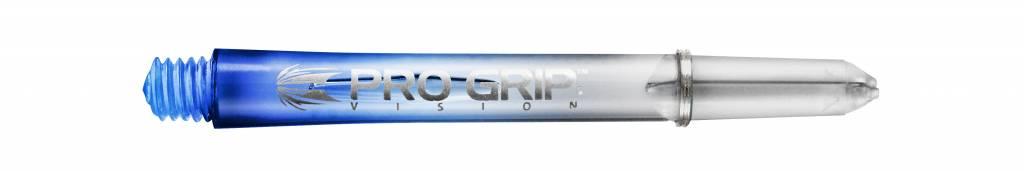 Target Darts PRO GRIP BLUE VISION MEDIUM