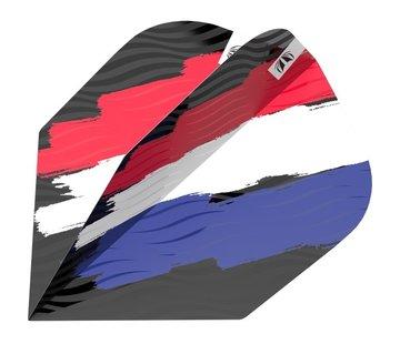 Target Darts Dutch Flag Pro Ultra No6 Flights