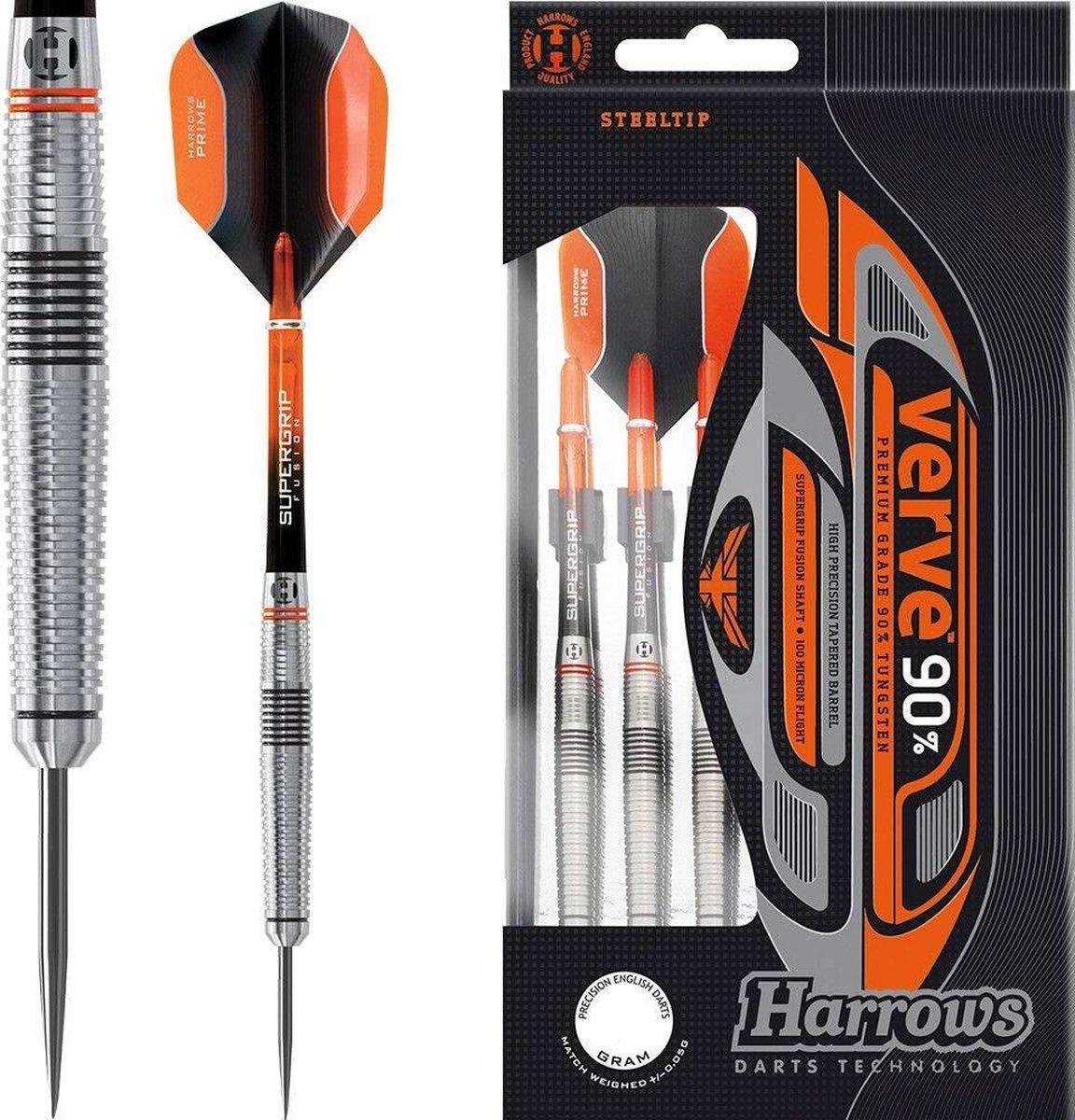 Harrows Darts Harrows Verve 90% Tungsten dartpijlen