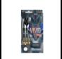 Harrows Vivid Brass dartpijlen in zwart/goude kleur