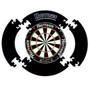 Harrows Darts Harrows 4 Piece Dartboard Surround Zwart