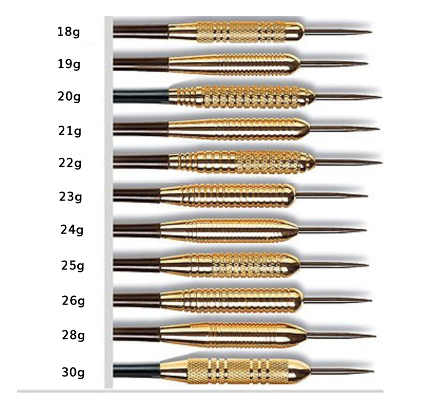 Harrows Club brass darts