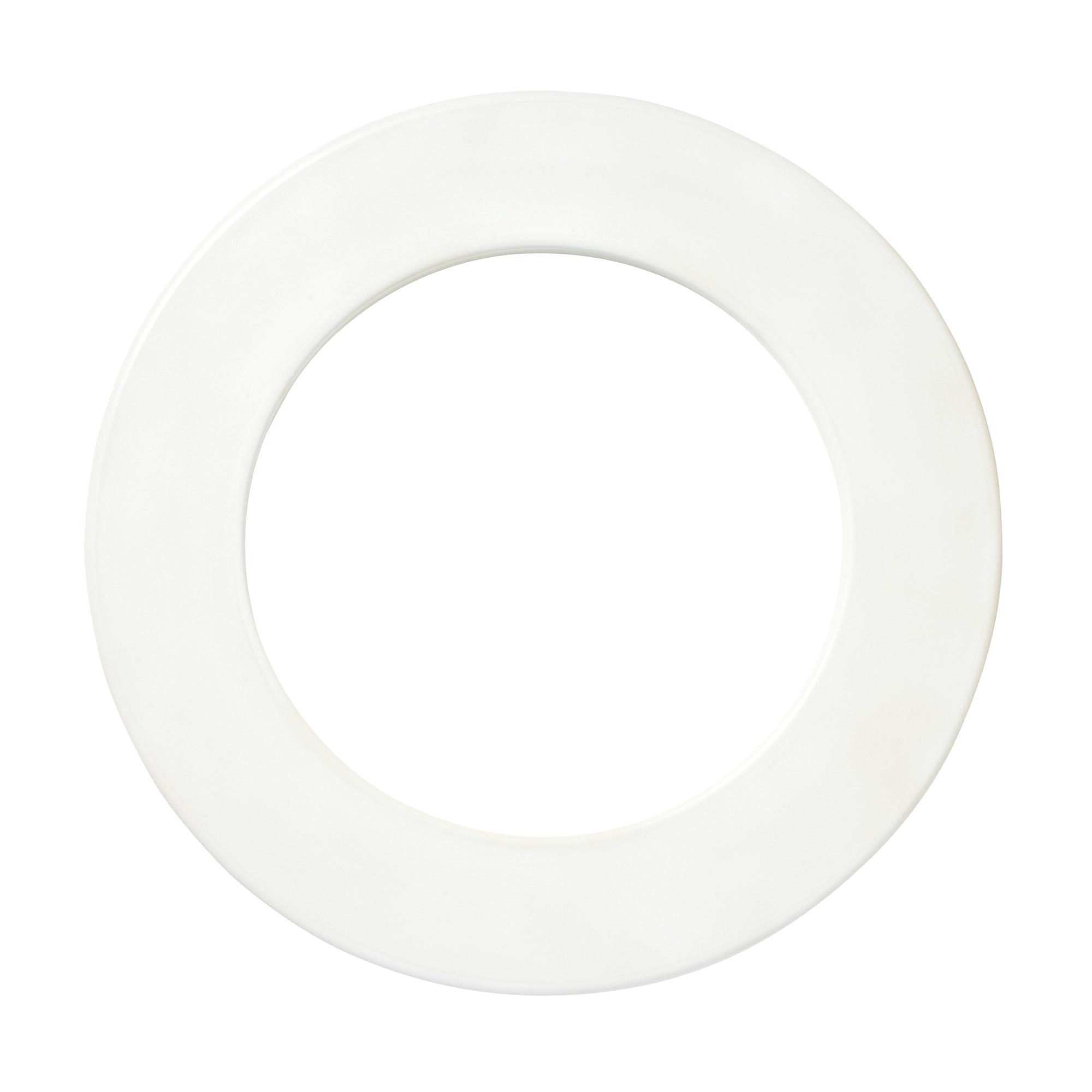 Winmau Darts Winmau Dartbord Surround - Plain White