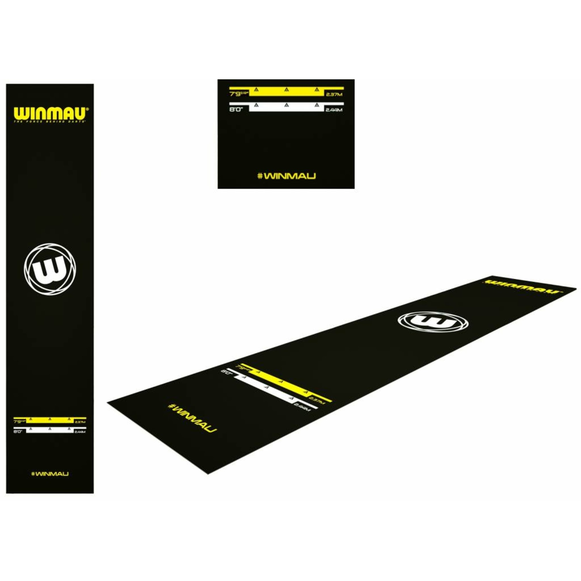 Winmau Darts Winmau Xtreme Dart Mat 300 x 65 cm