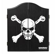 Winmau Darts Winmau Skull Black Dartkabinet