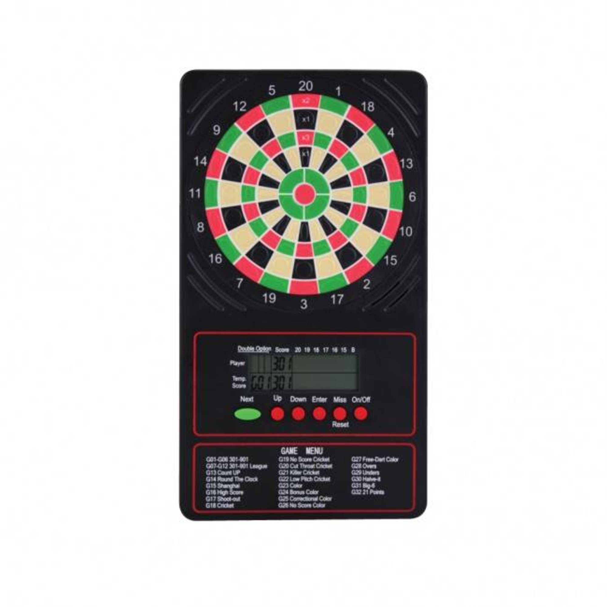 Winmau Darts Winmau Ton Machine Touchpad Scorer 2