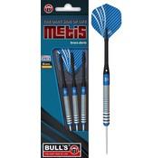 Bull's Germany Bull's Metis Steeltip Brass Darts - Blauw