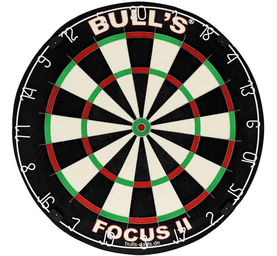 Bull'S Focus II Bristle Dartbord