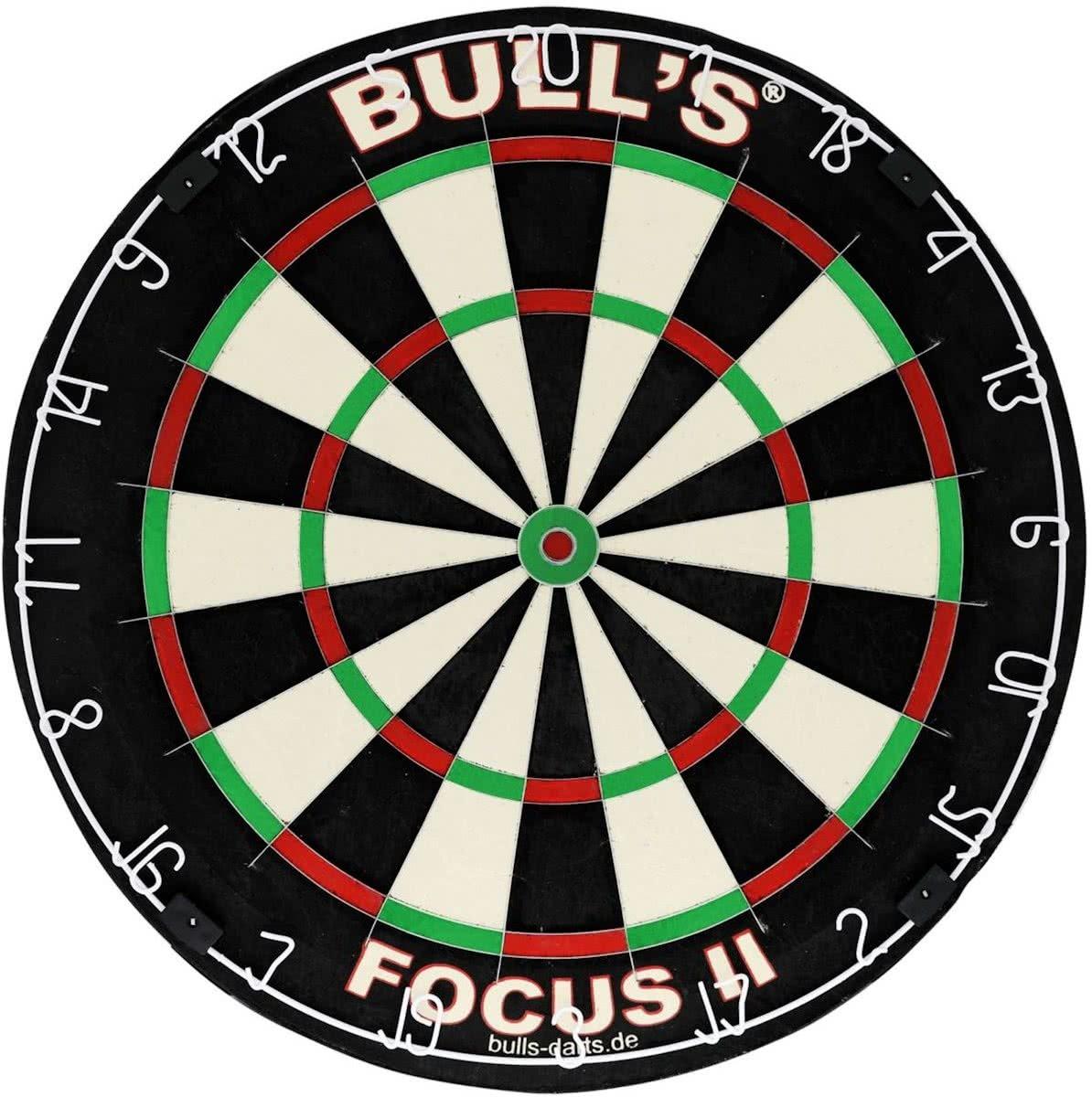 Bull's Germany Bull'S Focus II Bristle Dartbord