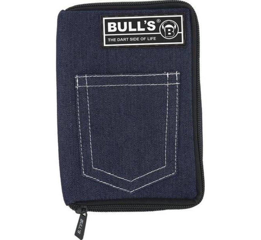 Bull's TP Premium Dartcase Denim